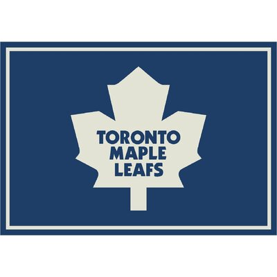 NHL Toronto Maple Leafs 533322 2081 2xx Novelty Rug by Milliken