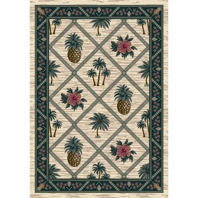 Milliken Signature Palm Bay Pearl Area Rug