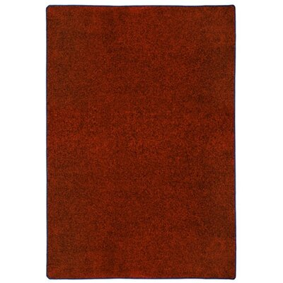 Modern Times Harmony Tapestry Red Area Rug by Milliken
