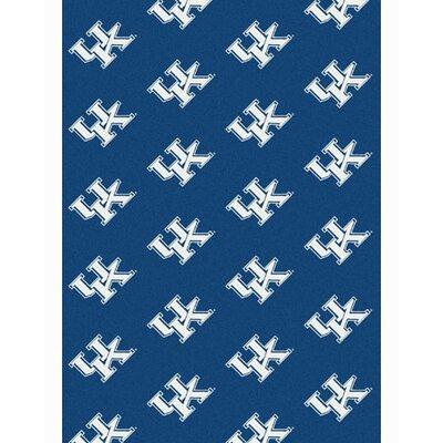 NCAA Collegiate II Kentucky Novelty Rug by Milliken