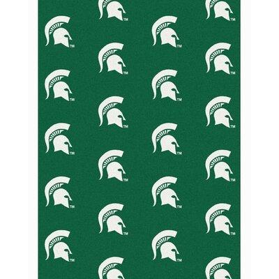 Collegiate II Michigan State Spartans Rug by Milliken