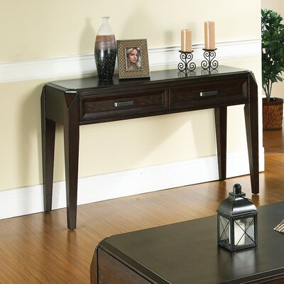 Irving Park Console Table by Brady Furniture Industries