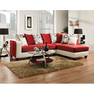 Revolt Right Hand Facing Sectional by Brady Furniture Industries
