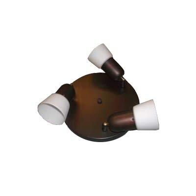 Byron 3 Light Pan Light Product Photo