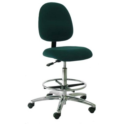 Mid-Back Bench Height Office Chair by Industrial Seating