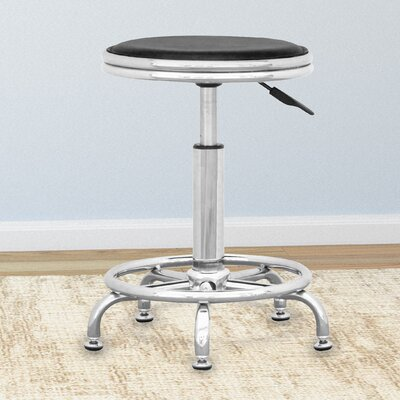 Workspace Height Adjustable Office Stool by CorLiving