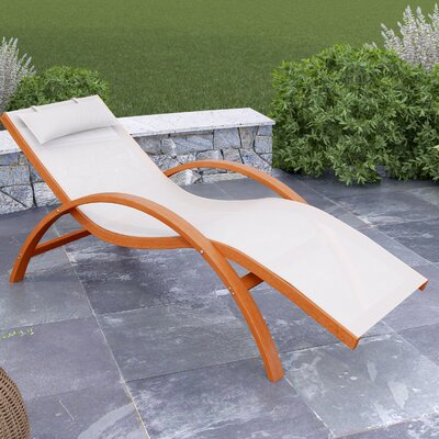 Canyon Chaise Lounge by CorLiving