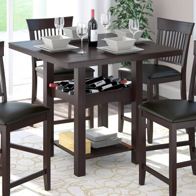 Bistro Counter Height Dining Table by CorLiving