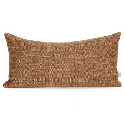 Howard Elliott Decorative Coco Kidney Soft Burlap Lumbar Pillow