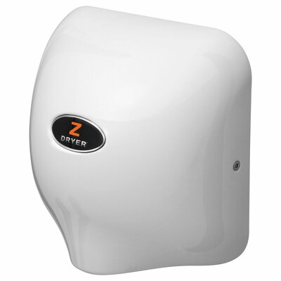 Commercial Hand Dryer in Chrome by zDryer