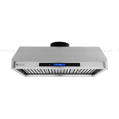 "Pro-X 30"" 900 CFM Under Cabinet Range Hood in Brushed Product Photo"
