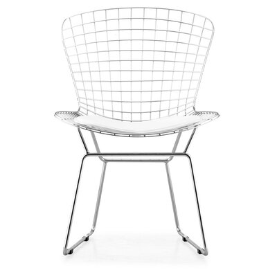 Wire Side Chair by Bienal