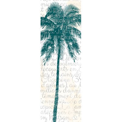 Palm Panel 1 by IHD Studio 2 Piece Graphic Art on Wrapped Canvas Set by ...