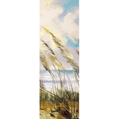 Beach Dunes III Panel I by Sandy Doonan 2 Piece Wall Art on Wrapped Canvas ...