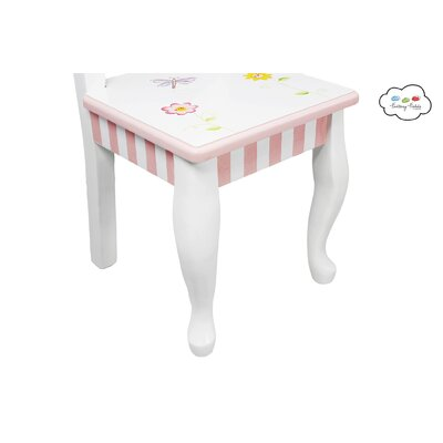 Fantasy Fields Princess and Frog Kids' 2 Piece Chair Set
