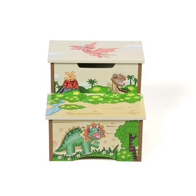 Fantasy Fields Dinosaur Kingdom 2 Step Step Stool