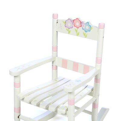 Fantasy Fields Bouquet Kids Small Rocking Chair