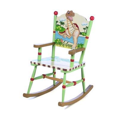 Fantasy Fields Dinosaur Kingdom Kids Rocking Chair