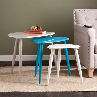 Ayres 3 Piece Nesting Tables by Zipcode Design