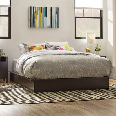 Melissa Storage Platform Bed by Zipcode Design