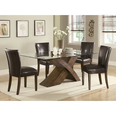 Wildon Home ® Combes 5 Piece Dining Set