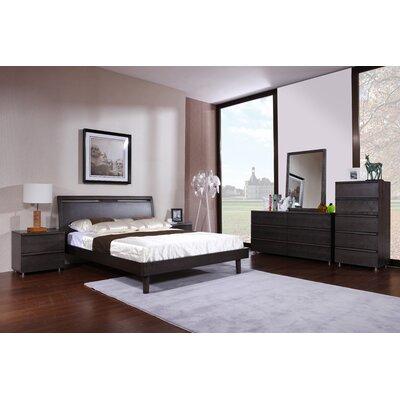 Boma Queen Platform Customizable Bedroom Set by Hokku Designs
