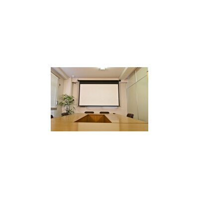 Spectrum series electric drop down projection screen for Motorized drop down projector screen