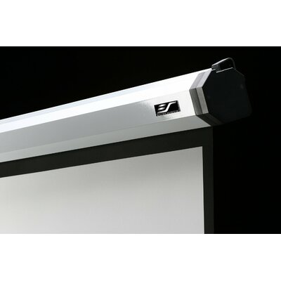 "Elite Screens Home2 Series 90"" Diagonal Electric/Motorized Projection Screen"