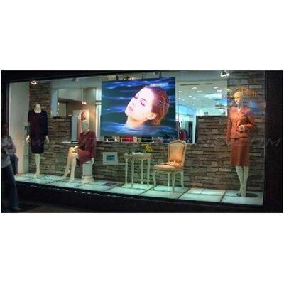 Elite Screens Insta-RP 2 Series, 100-inch Diagonal 4:3, Self-Adhesive Rear Projection Screen Film