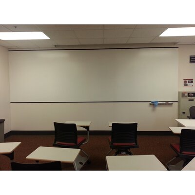 Elite Screens Insta-DE 2 Series, 86-inch Diagonal 4:3, Dry Erase Whiteboard Projection Screen Film