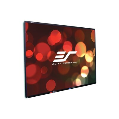 Elite Screens WhiteBoardScreen Series, 96-inch Diagonal 16:9, Ambient Light Rejecting Dry Erase Projection Screen