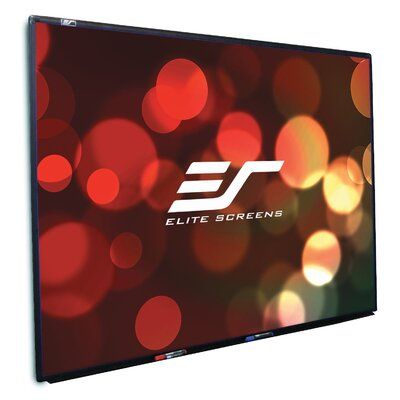Elite Screens WhiteBoardScreen Universal Series, 87-inch Diagonal 16:10, Dry Erase White Board Projection Screen