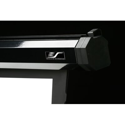 """Elite Screens CineTension2 Transparent 92"""" Electric Projection Screen"""