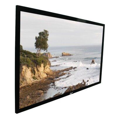 "Elite Screens ezFrame Fixed Frame Rear 180"" Projection Screen"