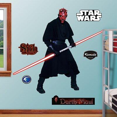 Fathead Star Wars Darth Maul Wall Decal