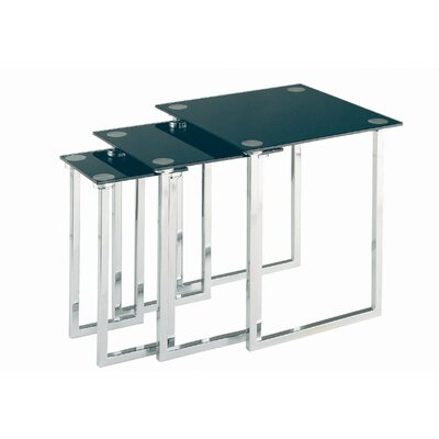 3 Piece Nesting Table by Lite Source