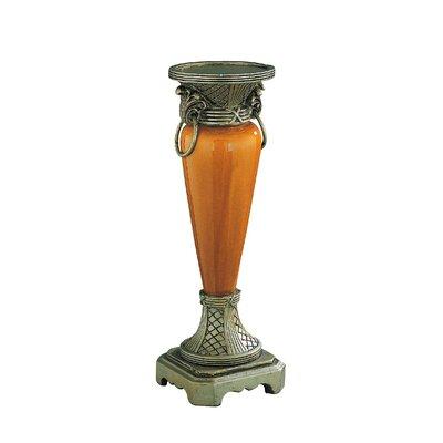 Lite Source Goldie Ceramic Candlestick