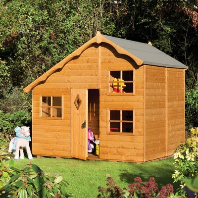 Swiss Cottage Playhouse Product Photo