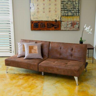 Castletown Click-Clack Oversized Convertible Sofa by Home Loft Concepts