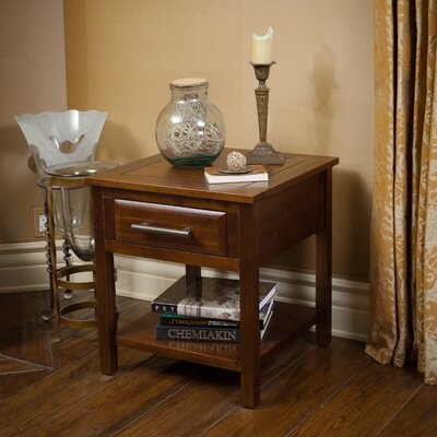 Somerset End Table by Home Loft Concepts