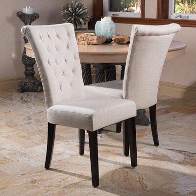 Venetian Parsons Chair by Home Loft Concepts