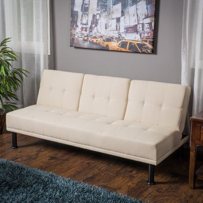 Vicenza 3 Seat Sleeper Sofa by Home Loft Concepts