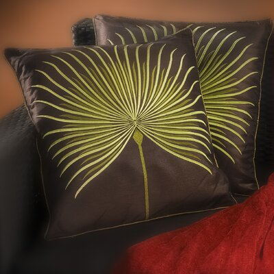 Home Loft Concepts Anna Embroidered Throw Pillow