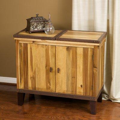 Knox Acacia Wood Bar Cabinet by Home Loft Concepts