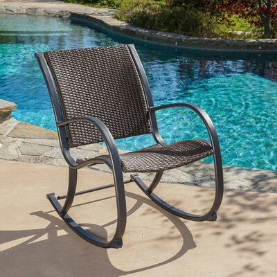 Metal Rocking Chairs Home Loft Concepts SKU: NFN1516