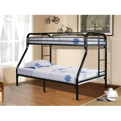 Twin Over Full Bunk Bed by Hazelwood Home