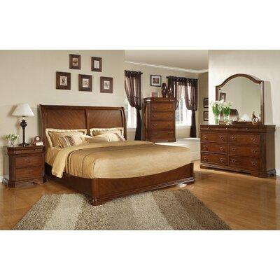 Sleigh Customizable Bedroom Set by Hazelwood Home