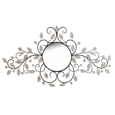 Round Mirror by Hazelwood Home