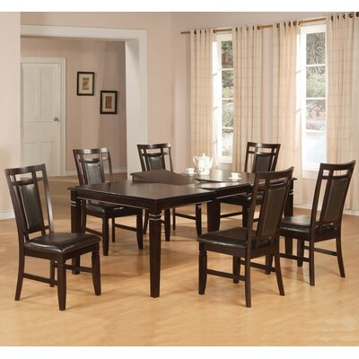 7 Piece Dining Set by Hazelwood Home