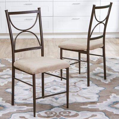 Jefferson Side Chair by Andover Mills